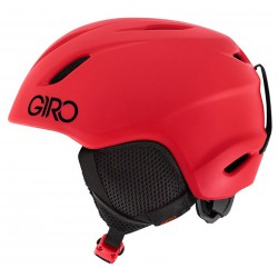 Шлем детский Giro Launch (Matte Bright Red)