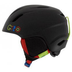 Шлем детский Giro Launch (Matte Black Multi)