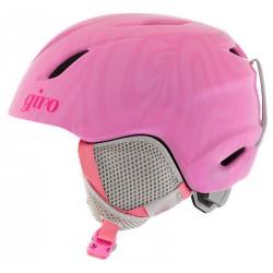 Шлем детский Giro Launch (Pink Swirl)