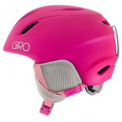 Шлем детский Giro Launch (Matte Magenta)