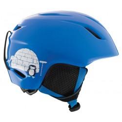 Шлем детский Giro Launch (Blue Penguins)