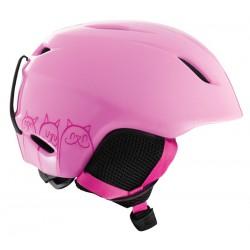 Шлем детский Giro Launch (Pink Cats)