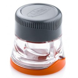 Емкость для специй GSI Outdoors Salt Pepper Shaker Ultalight