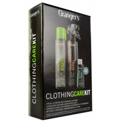 Набор для ухода за одеждой Grangers Clothing Clean And Proof Kit