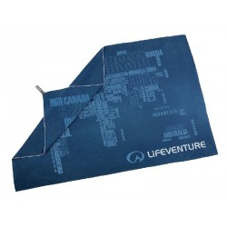 Полотенце Lifeventure Soft Fibre Advance Printed Giant