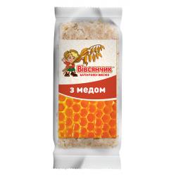 Батончик овсяный с мёдом, Вивсянчик ТМ