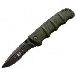 Нож Boker Plus Kalashnikov Mini Liner-Lock Black Anniversary