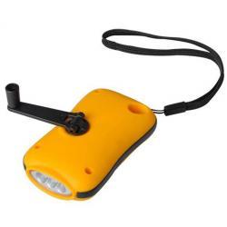 Фонарь AceCamp 3-LED Dynamo Flashlight