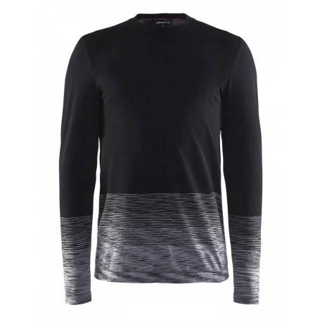 Термофутболка Craft Wool Comfort 2.0 Crewneck Longsleeve Shirt Men