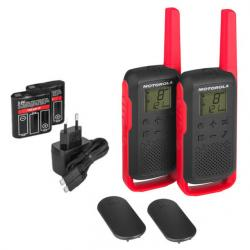 Рация Motorola Talkabout T62 Twin Pack&ChgrWE