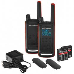 Рация Motorola Talkabout T82 Twin Pack&ChgrWE