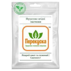 Фруктово-ягодные пастилки Харчи ТМ