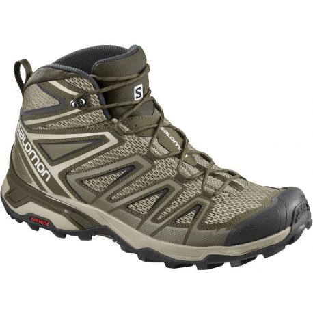 Мужские ботинки Salomon X Ultra Mid 3 Aero