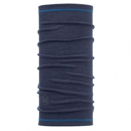 Buff® 3/4 Lightweight Merino Wool Solid Denim 117064.788
