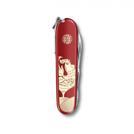 Нож Victorinox Huntsman Year of the Rooster 1.3714.E6