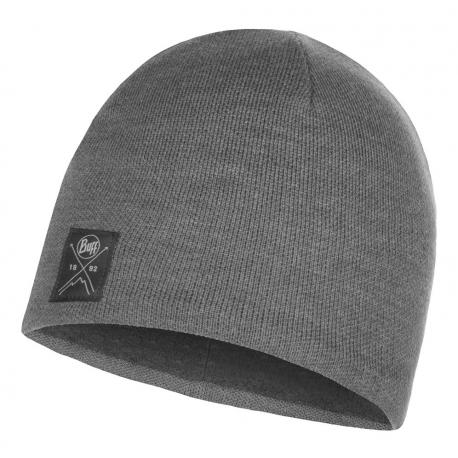 Шапка Buff® Knitted&Polar Hat Solid Grey 113519.937