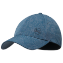 Кепка Buff® Trek Cap Checkboard Navy 117195.787