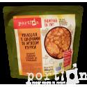 Фасоль с овощами и мясом курицы Portion