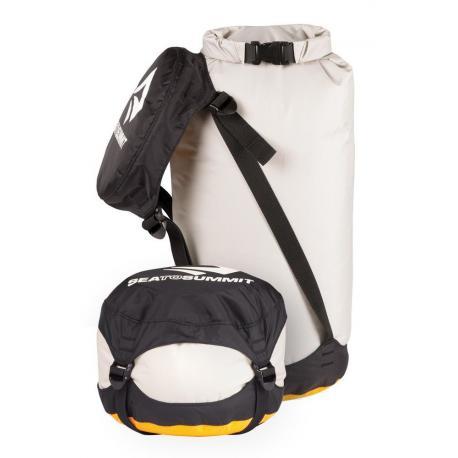 Компрессионный гермомешок Sea To Summit Compression Dry Sack M