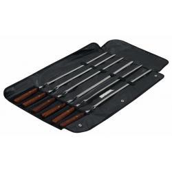Набор шампуров с деревянными ручками Кемпинг (ZDBQ-0710 (8)