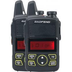 Комплект раций Baofeng BF-T1 2 шт (BF-T1_PMR_2)