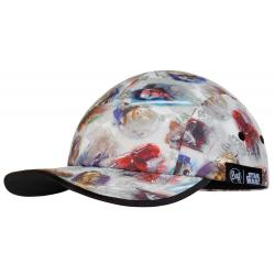 Кепка Buff® Kids 5 Panels Cap Star Wars Intergalactic Multi 120093.555