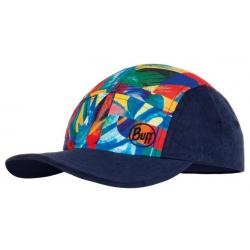 Кепка Buff® Kids 5 Panels Cap Spiros Multi 120055.555