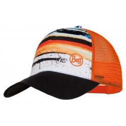 Кепка Buff® Kids Trucker Cap Sharky Multi 120047.555