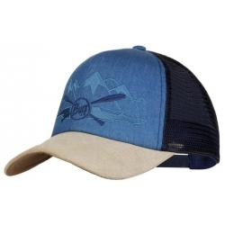 Кепка Buff® Kids Trucker Cap Brany Denim 120049.788