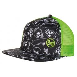 Кепка Buff® Kids Trucker Cap Bone Multi 120059.555
