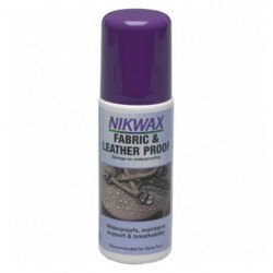 Пропитка для обуви Nikwax Fabric and Leather Proof Sponge-on 125 ml