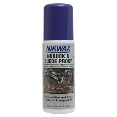 Пропитка для обуви Nikwax Nubuck and Suede Proof 125 ml