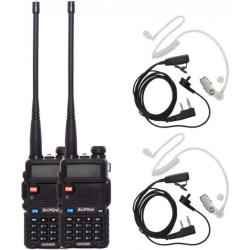 Комплект раций Baofeng UV-5R Security