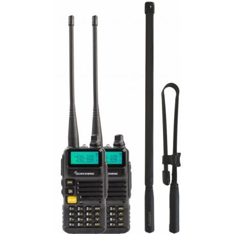 Комплект раций Quansheng UV-R50 Tactical
