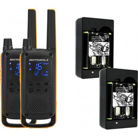 Комплект раций Motorola T82 EXT Tourism