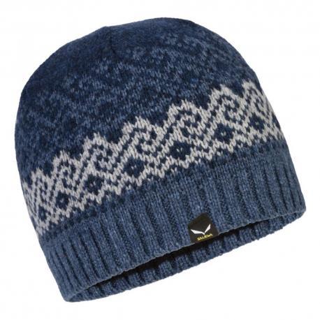 Шапка Salewa Fanes 3 Wool Beanie Blue