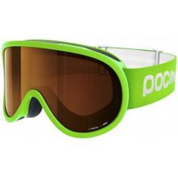 Маска POC POCito Retina Fluorescent Yellow Green/Sonar Orange