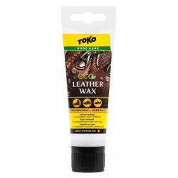 Воск для обуви Toko Leather Wax Transp-Beeswax 75ml