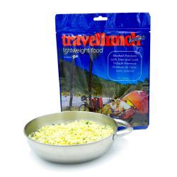 Travellunch Картофельное пюре с ветчиной и луком-пореем