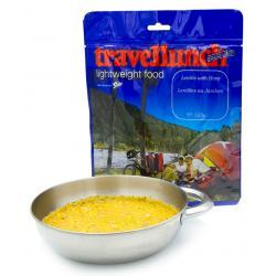 Travellunch Чечевица с ветчиной