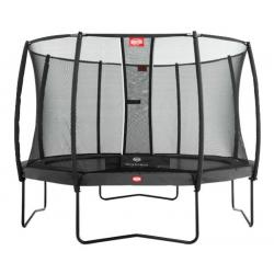 Батут Berg Champion Grey 430 см + Safety Net Deluxe