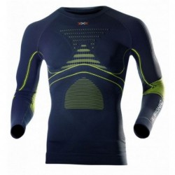 Термофутболка X-Bionic Energy Accumulator Evo Men Roundneck Long Sleeves