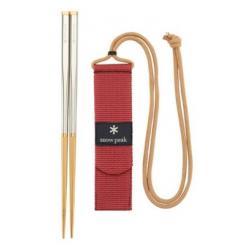 Японские палочки Snow Peak SCT-110 Wabuki Chopsticks Medium