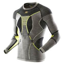 Термофутболка X-Bionic Apani Merino Man Shirt Long Sleeves