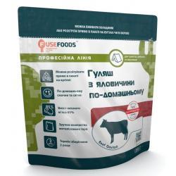 Готовая еда FuseFoods Гуляш из говядины