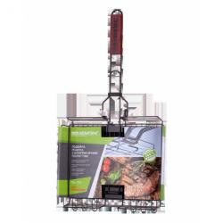 Двойная решетка для гриля с антипригарным покрытием BQ-59 Кемпинг