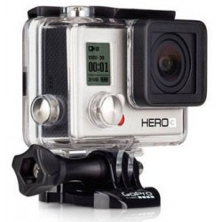 Камера GoPro Hero3+ White Edition (CHDHE-302)