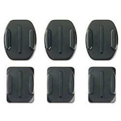 GoPro Flat and Curved Adhesive Mounts (AACFT-001)