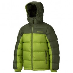 Детская куртка Marmot Boys Guides Down Hoody
